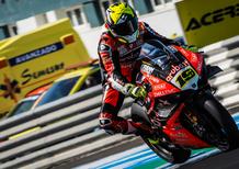 SBK 2019. Bautista è il più veloce nelle libere di Jerez