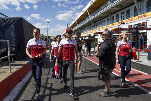 F1, GP Canada 2019, Vettel: «Sono pieno di adrenalina»  (5)
