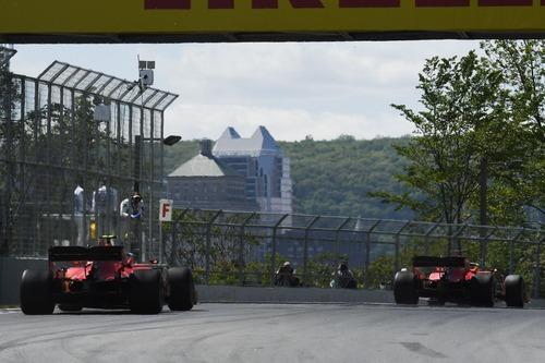 F1, GP Canada 2019, Vettel: «Sono pieno di adrenalina»  (8)