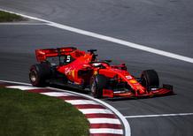 F1, GP Canada 2019, FP3: Vettel al top
