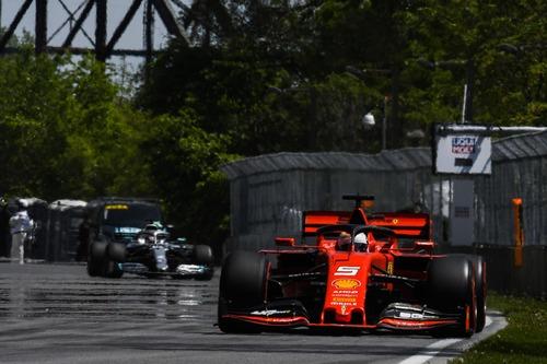 F1, GP Canada 2019: vince Hamilton. Secondo Vettel, penalizzato (7)