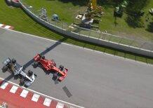 F1, GP Canada 2019: Vettel, ecco il taglio che gli è costato la gara [Video]