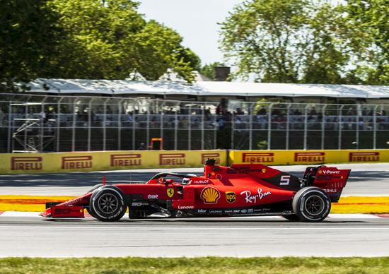 F1, GP Canada 2019: penalità Vettel, la Ferrari vuole fare ricorso