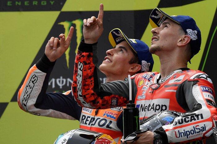 MotoGP | Gp Barcellona: Valentino Rossi,