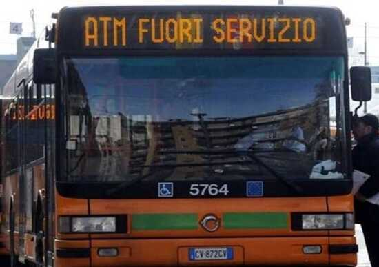 Sciopero ATM a Milano giovedì 13 giugno, info e orari