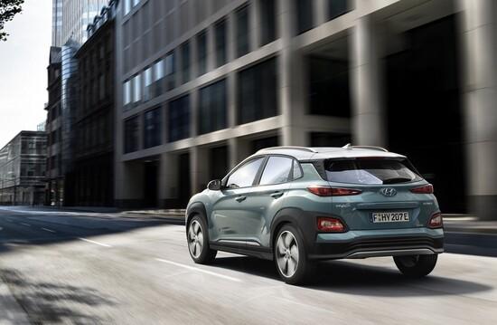 La Hyundai Kona Electric