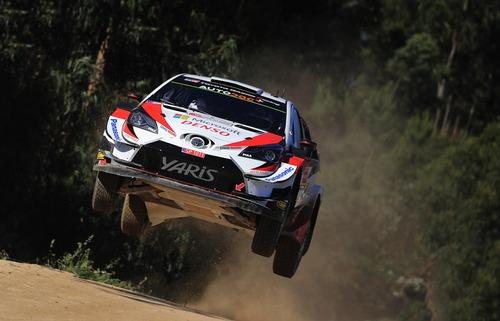 WRC 2019, Rally Portogallo: le foto più belle (4)