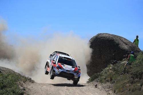 WRC 2019, Rally Portogallo: le foto più belle (8)