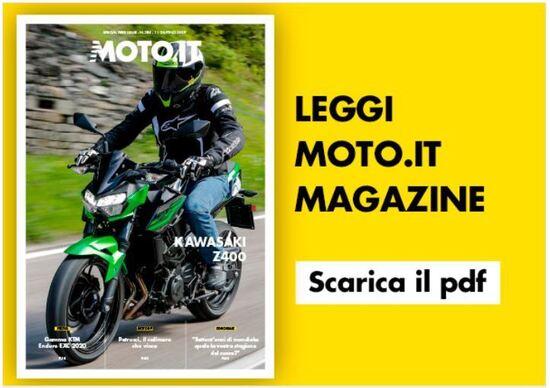 Magazine n° 385, scarica e leggi il meglio di Moto.it