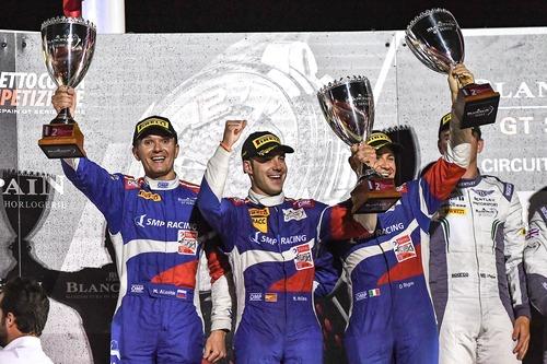 Davide Rigon, un sogno rosso nella notte di Le Mans (8)
