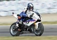 Haslam fa sognare la BMW a Monza