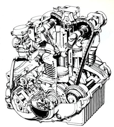 Motori bicilindrici paralleli: guerra alle vibrazioni (5)