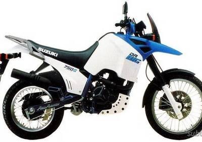 Suzuki DR BIG 750 smontata x ricambi - Annuncio 7729235