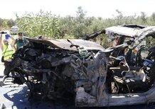 Morte Reyes, il cugino in macchina con lui: Stavamo volando