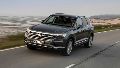 Volkswagen Touareg, il V8 TDI in Italia da 97.000 euro (3)