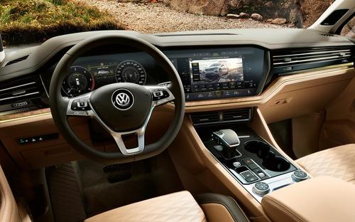 Volkswagen Touareg, il V8 TDI in Italia da 97.000 euro (5)