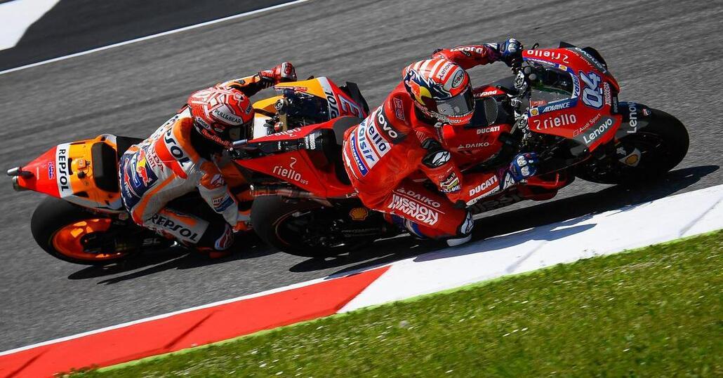 MotoGP 2019. I temi del GP di Catalunya: Dovizioso deve battere Márquez