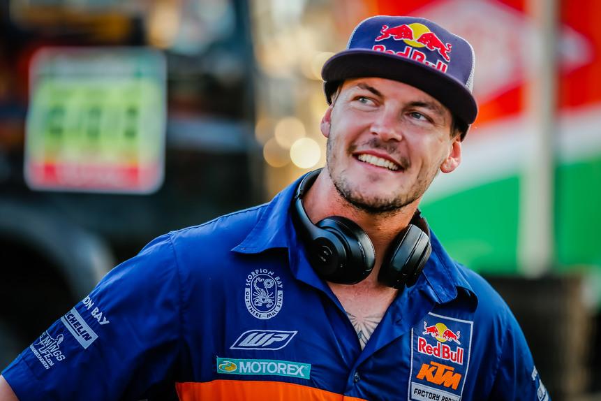 Dakar 2017. Team Honda HRC, è svolta. Arriva Roberto Boasso (3)