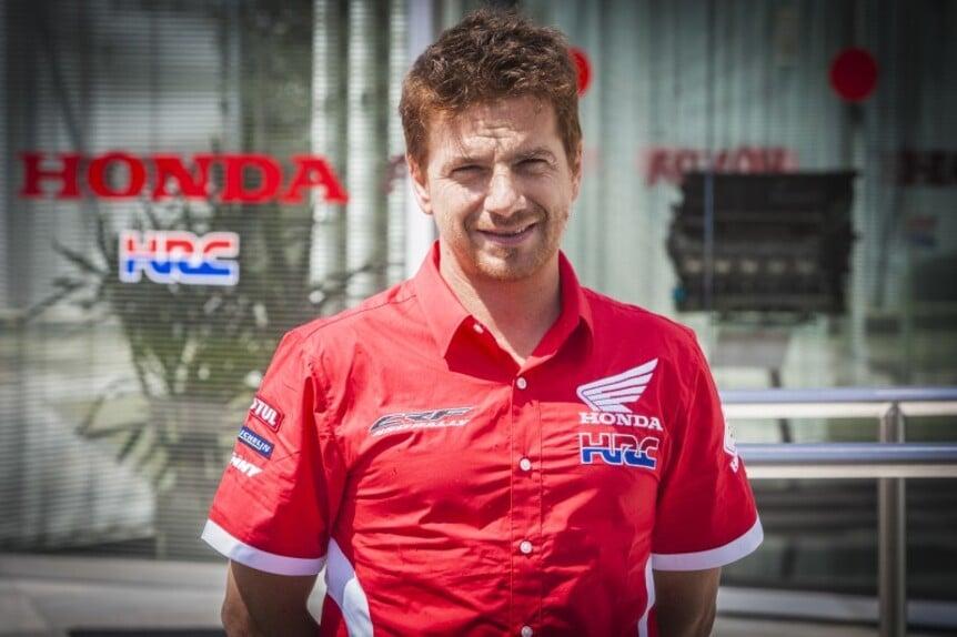 Dakar 2017. Team Honda HRC, è svolta. Arriva Roberto Boasso