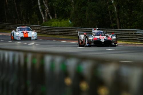 24 Ore di Le Mans 2019, pole per Toyota (5)