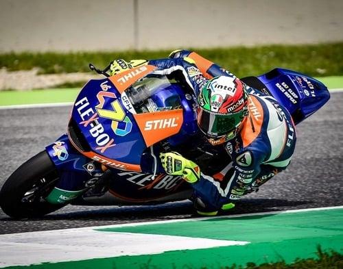 """MotoGP 2019, Catalunya: Lorenzo Baldassarri: """"Tra la lepre e il cacciatore? Scelgo la lepre"""" (5)"""