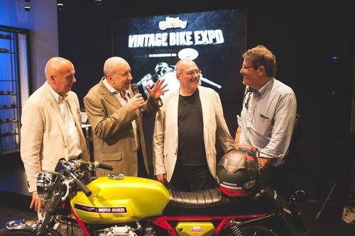 Eleganza su due ruote: vince la Ducati 450 Scrambler (2)