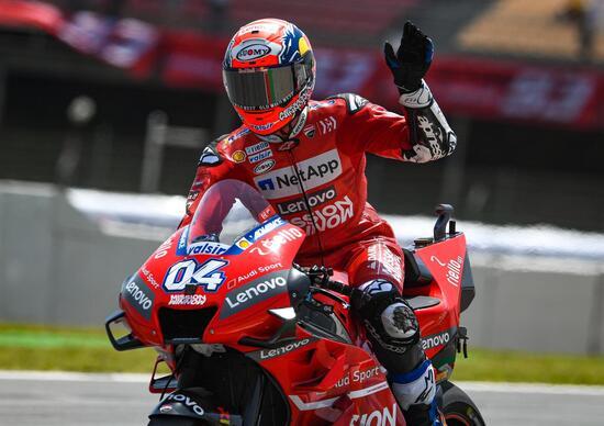 MotoGP 2019. Dovizioso: Bene la 2a fila. Sarà una gara anomala