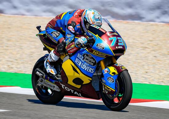 Moto2 e Moto3, vittorie per Marquez e Ramirez