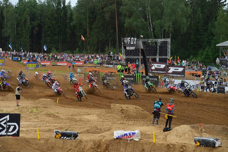 MXGP 2019. Gajser e Prado vincono il GP di Lettonia