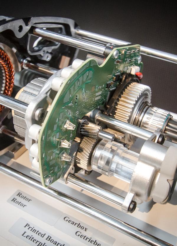 Nuovo motore elettrico Bosch Performance CX per eBike