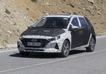 Hyundai i20: avvistata la nuova generazione [Foto spia]