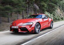 Toyota Supra: ecco quanto costa in Italia