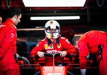 F1: Ferrari, il punto sulla revisione della penalità a Vettel