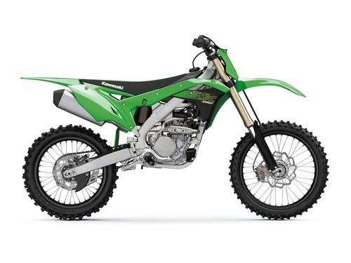 Kawasaki KX250 m.y. 2020: tante le novità (2)