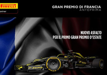 F1, GP Francia 2019: le gomme Pirelli al Paul Ricard