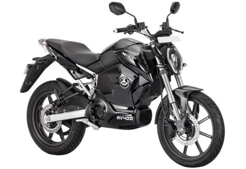Revolt RV 400. La moto elettrica con l'intelligenza artificiale