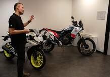 Yamaha Motor e Music: visita alla sede di Gerno, dov'è nata la Ténéré 700