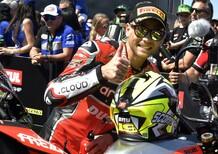 "SBK 2019. Bautista: ""Le vere moto da corsa sono a due tempi"""