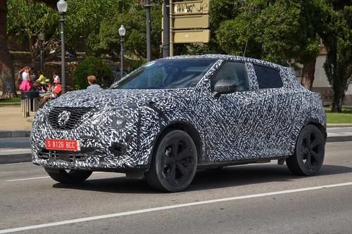 Nissan Juke 2020, le foto spia  (4)