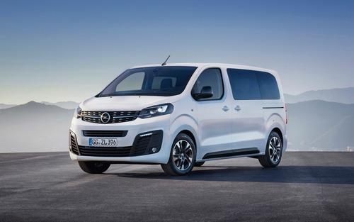 Opel Zafira Life: portatutto dappertutto (6)