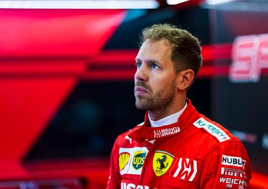F1: penalità Vettel, il caso è chiuso