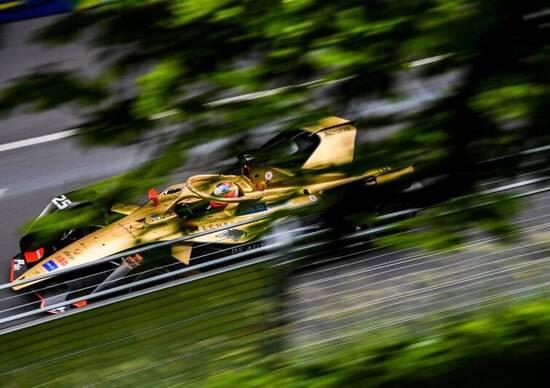 Formula E, E-Prix di Berna, pole per Vergne