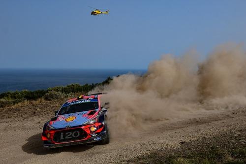 WRC 2019: Rally Sardegna, le foto più belle (6)