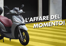L'affare del momento: Kymco People S 300i ABS