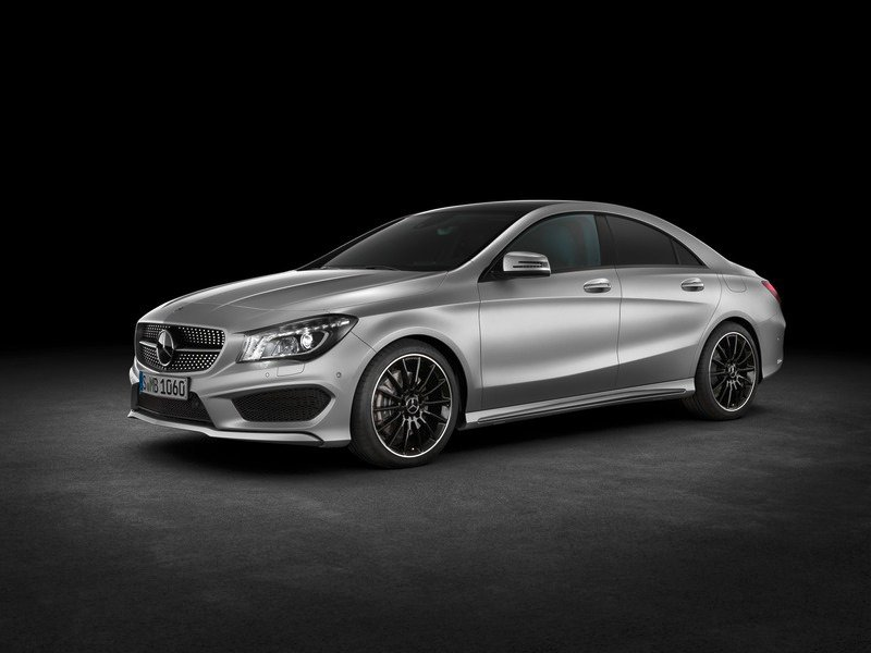 Mercedes-Benz CLA 200 Automatic Sport