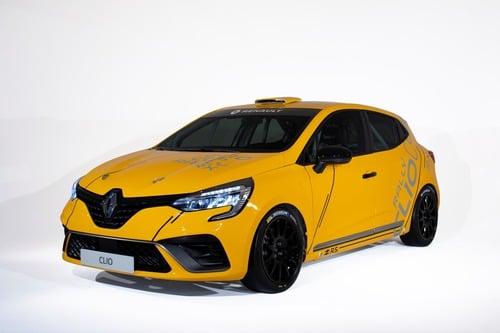 Renault Clio: Cup, Rally ed RX 2020 in un'auto sola (2)