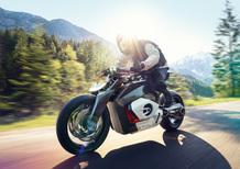 BMW Vision DC Roadster. Il Boxer diventa elettrico