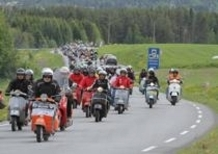 Vespa World Days 2011 in Norvegia