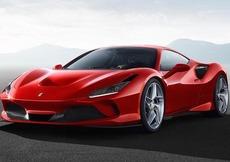 Ferrari F8 Coupé