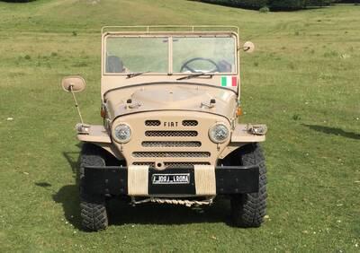 Campagnola AR 59 d'epoca del 1962 a Roma